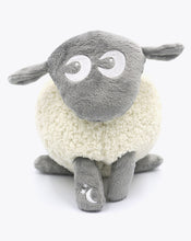 Load image into Gallery viewer, ewan Deluxe | baby shushing sleep sheep | grey