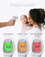 Load image into Gallery viewer, Non-Contact Infrared Baby Thermometer
