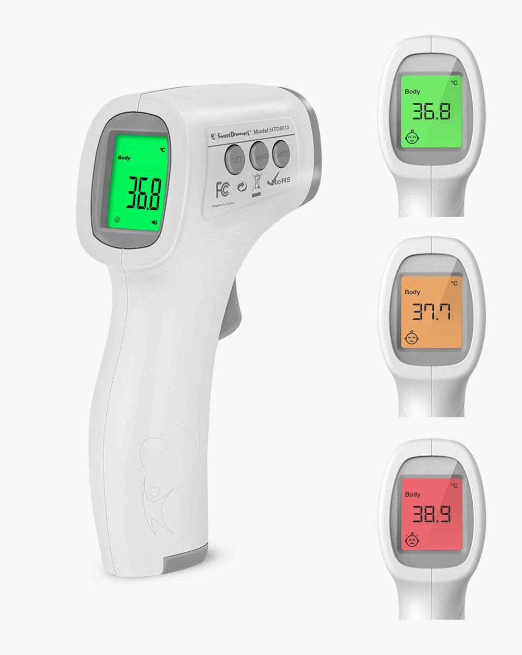 Non-Contact Infrared Baby Thermometer