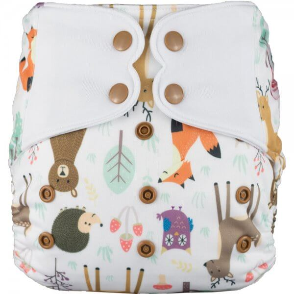 ELF Diaper - Couche à poche - Sweet Friends