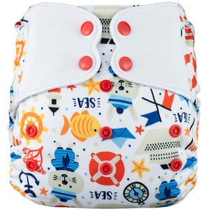 ELF Diaper - Couche à poche - Little Sailor