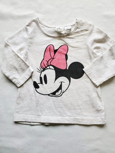 Chandail Minnie Mouse