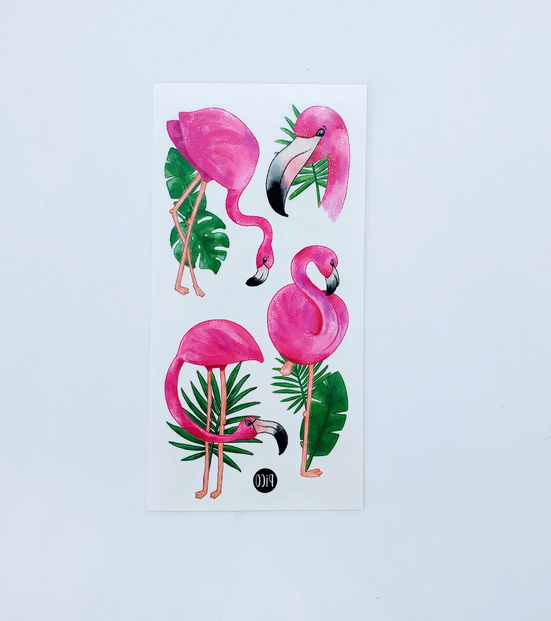 Les Flamants Roses -Pico Tatouage