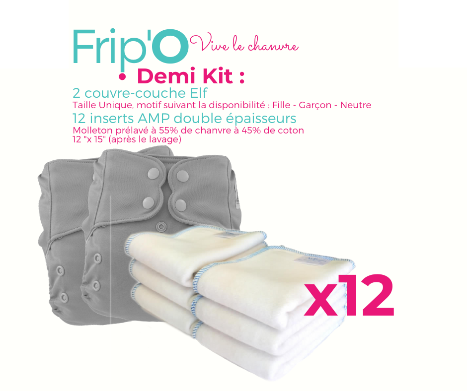 2 - DEMI KIT VIVE LE CHANVRE
