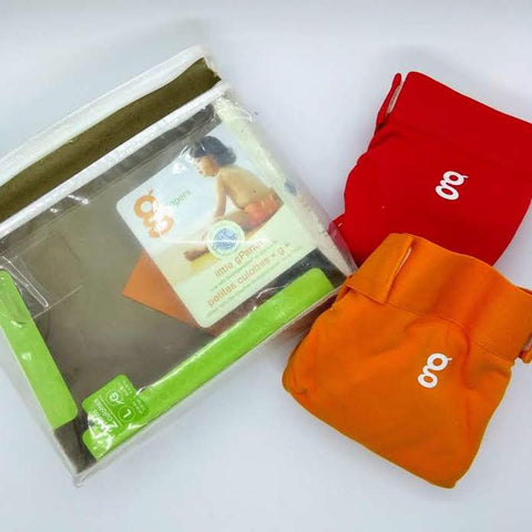 gDiapers - Couvre-couche - Taille L - Lot de 2