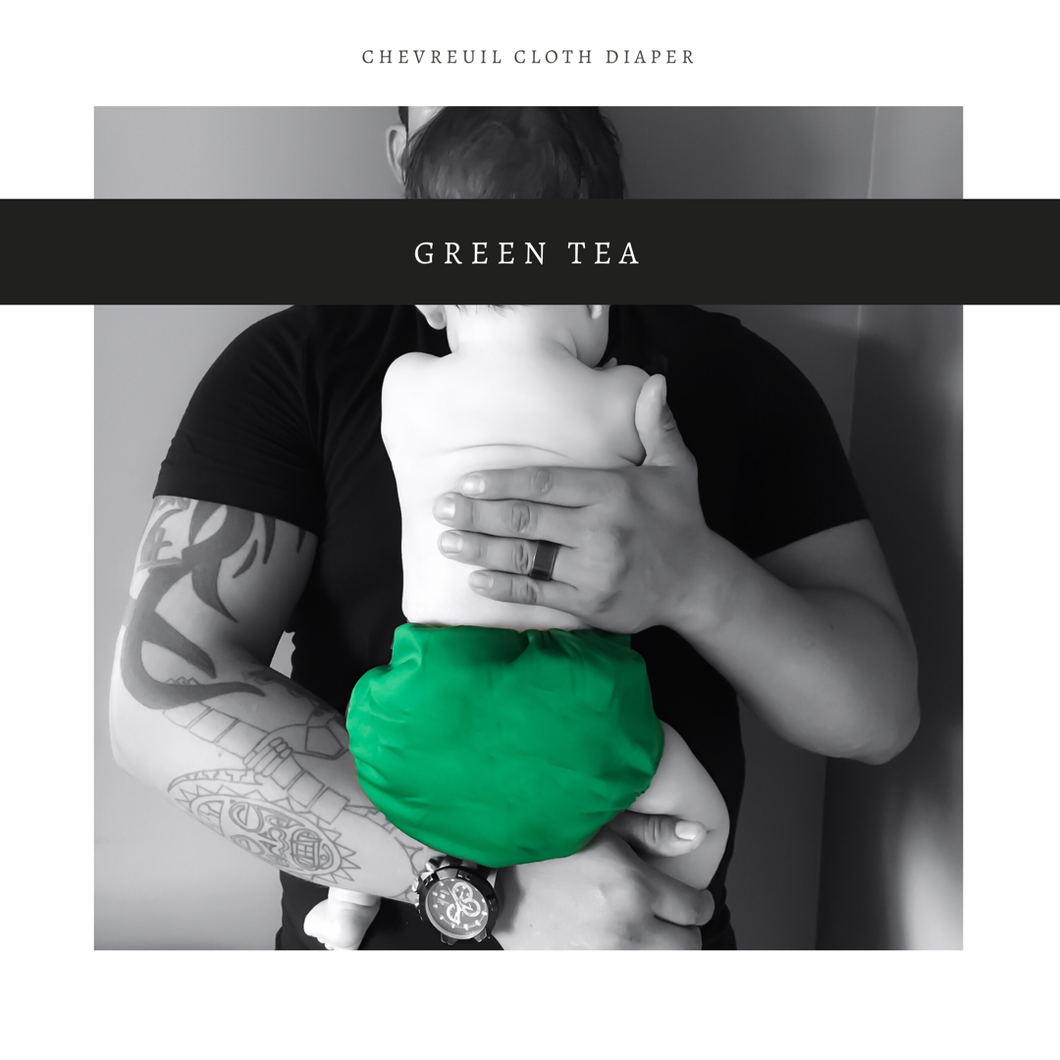 CHEVREUIL - GREEN TEA