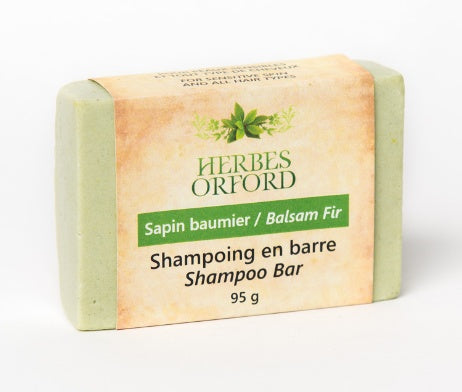 Shampoing en barre Sapin Beaumier