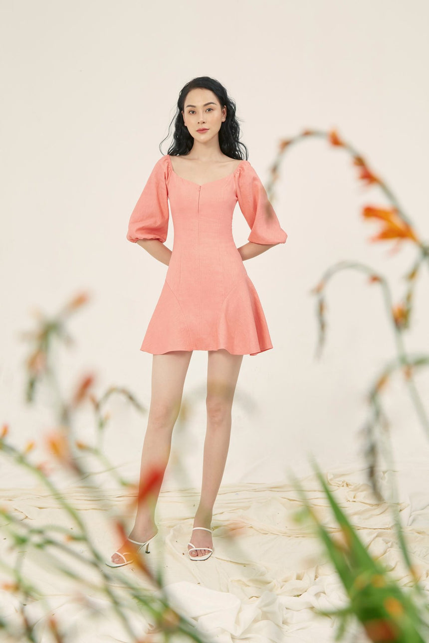 Mulberry Dress - JUBIN