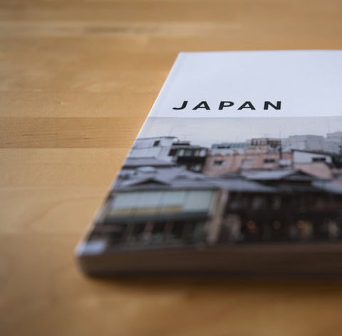 Japan - photographic essay into Japan (Small Edition)