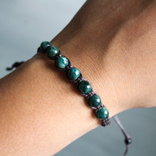 Load image into Gallery viewer, Green-Blue Apatite Bracelet