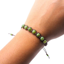 Load image into Gallery viewer, Nephrite Jade Bracelet