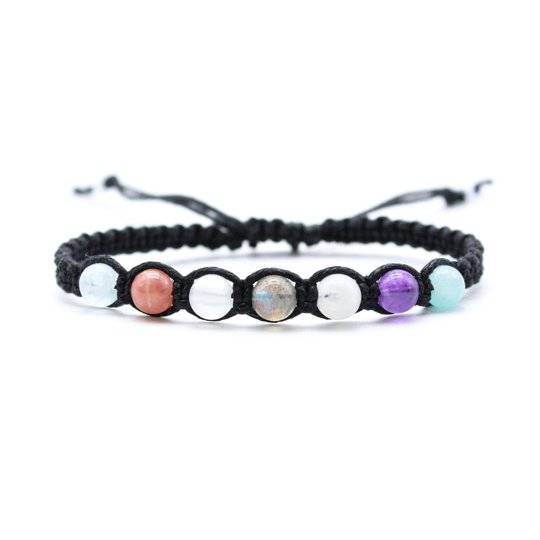 Aquarius Crystal Bracelet