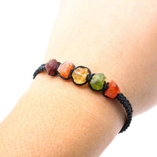 Load image into Gallery viewer, Leo Raw Gemstone Bracelet