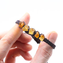 Load image into Gallery viewer, Raw Citrine Bracelet