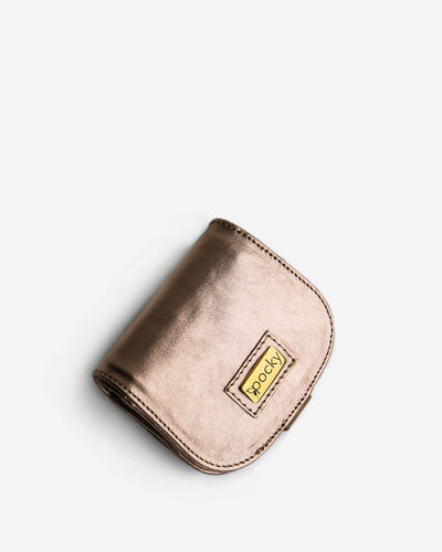 Monedero Bell - Rose Gold