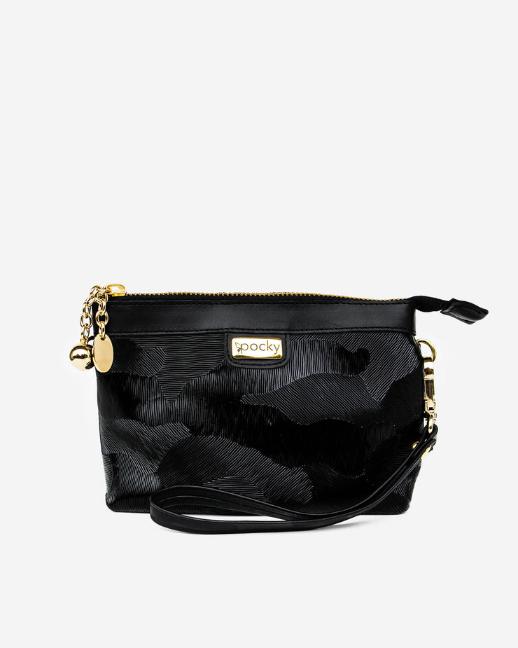 Morral Cuna - Black Shine