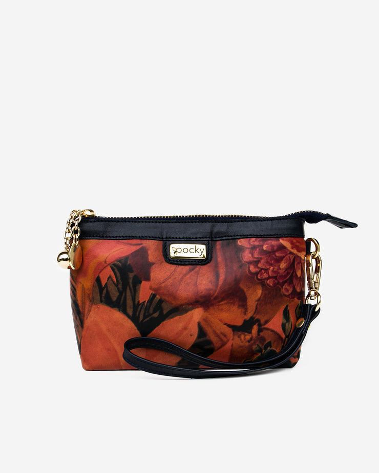 Morral Cuna - Red Flowers