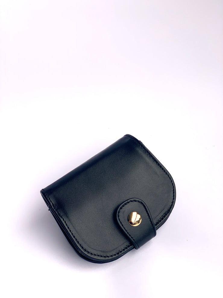 Monedero Bell - Deep Black