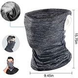 Neck Headwear Face Anti-dust Mask