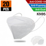 KN95 FFP2 Mask– 4 Layer Respirator (20pcs)
