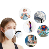 KN95 FFP2 Mask– 4 Layer Respirator (50pcs)