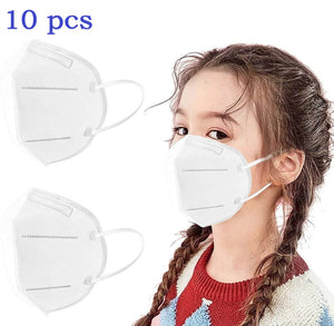 KN95 FFP2 Kids Mask– 4 Layer Respirator (10pcs)