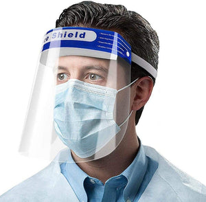 Face Shields Anti-Fog Splash Proof (3PCS)
