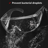 Virus Goggles - Safety Protective Goggles (5PCS)