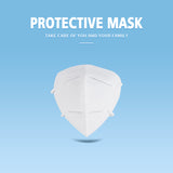 KN95 FFP2 Mask– 4 Layer Respirator (10pcs)