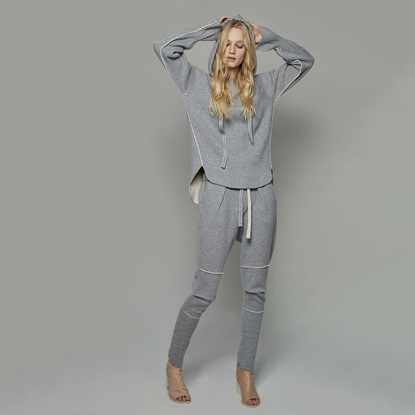 Allegro Double Knit Cashmere Pants