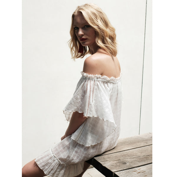 Agonda Off-The-Shoulder Coverup