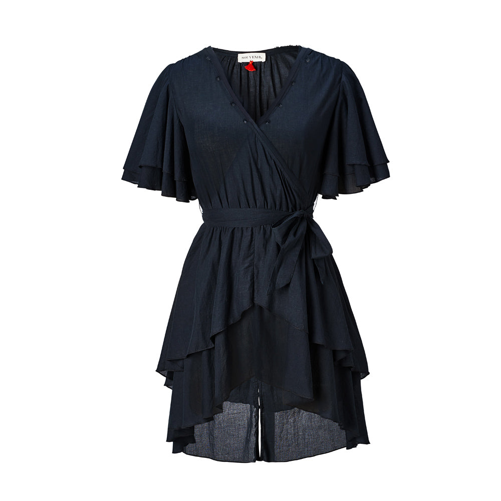 Mayara Wrap Dress
