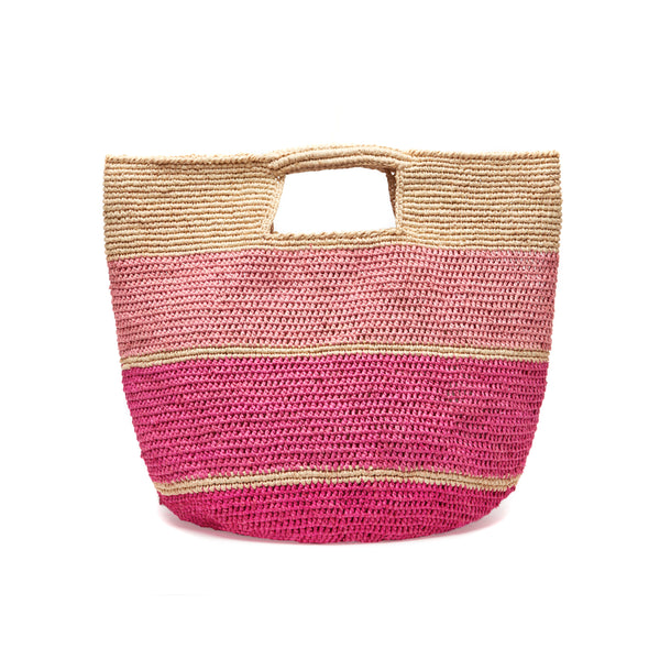 Camden Pink Soft Tote Bag