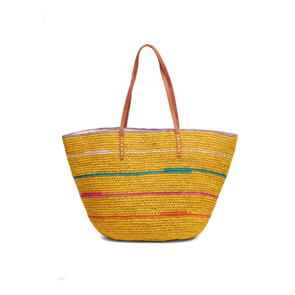 Cielo Sunflower Beach Tote Bag