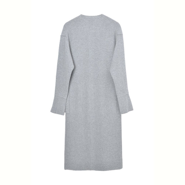 Composer Oversized Maxi Cashmere Coatigan