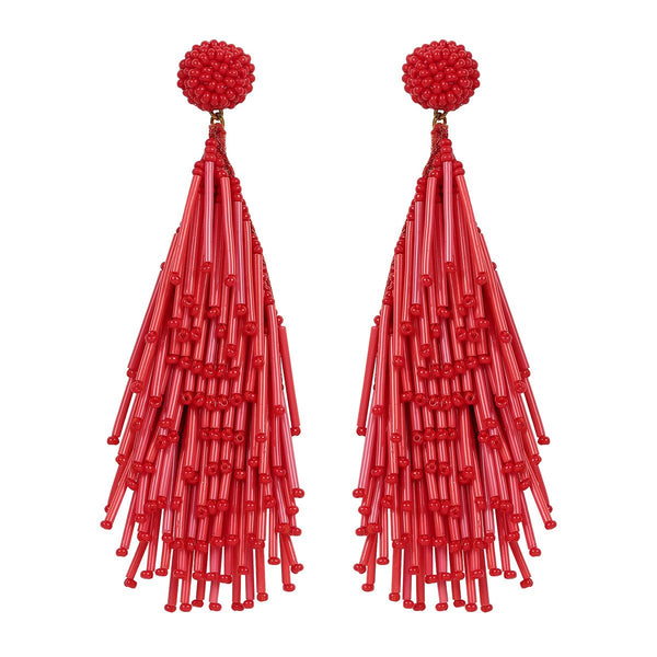 Deepa Gurnani Handmade Chandelier Earrings