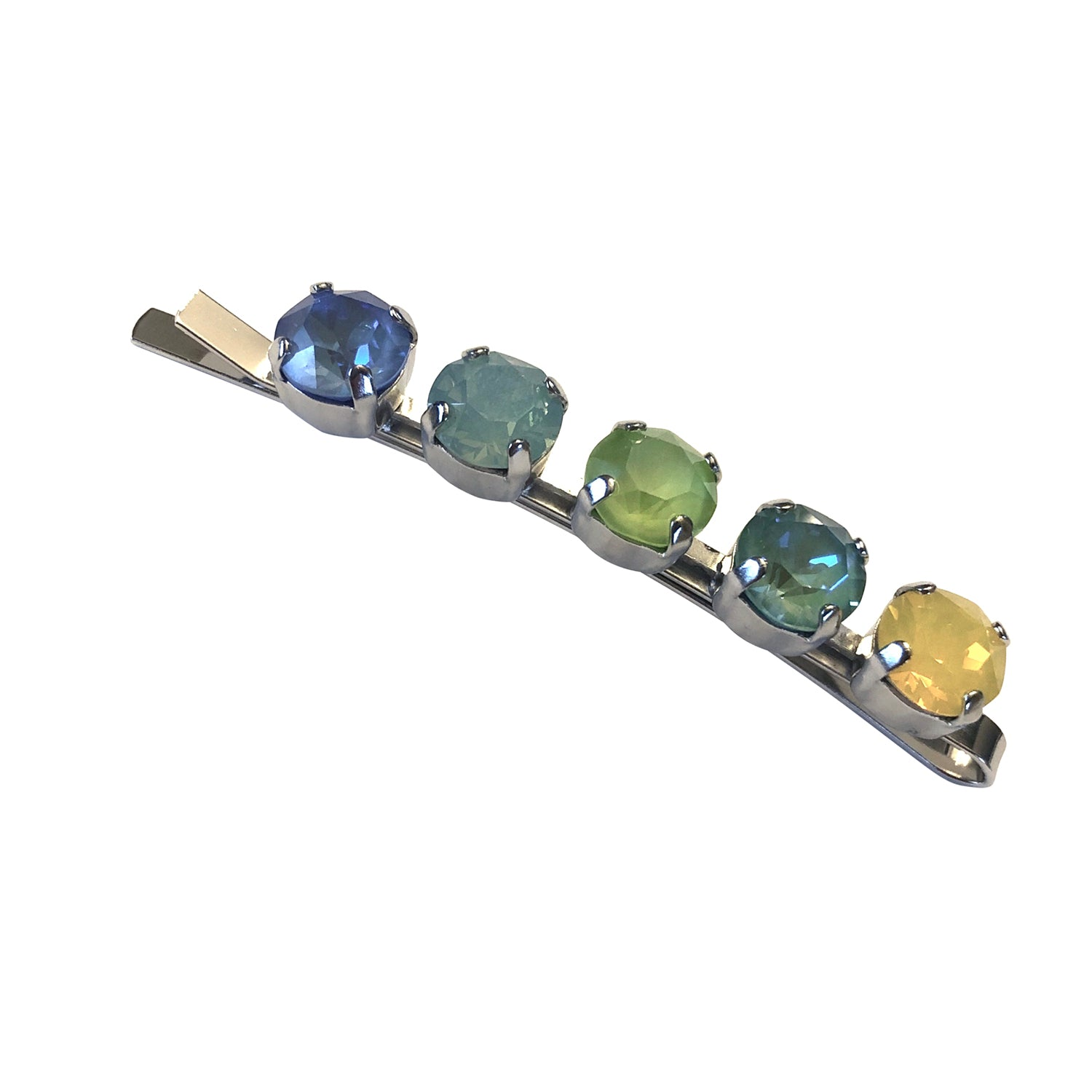 Viaggio Crystal Row Hair Pin (more colors available)