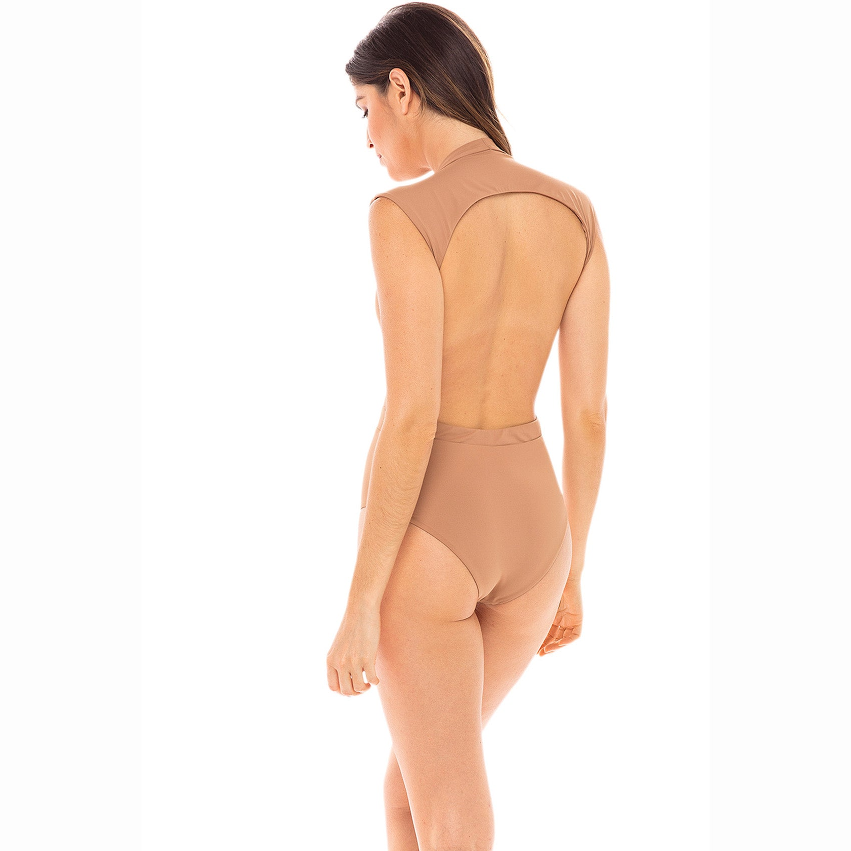 Gene One Piece Tan