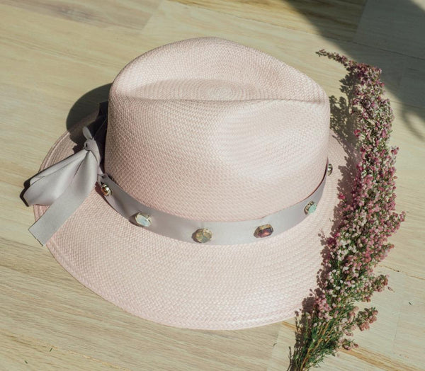 The Rio Rio Jeweled Panama Hat