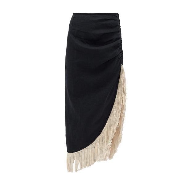 Mallorca Skirt Black