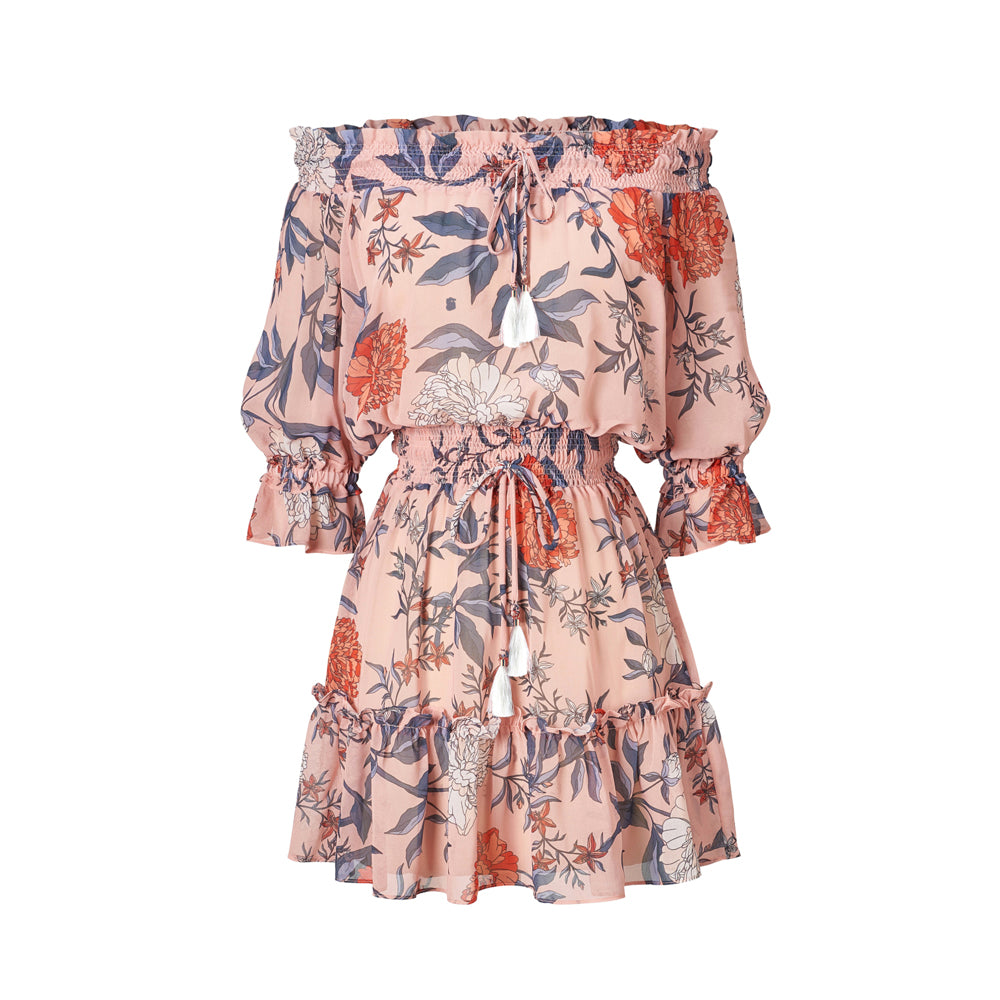 Isa Floral Summer Dress