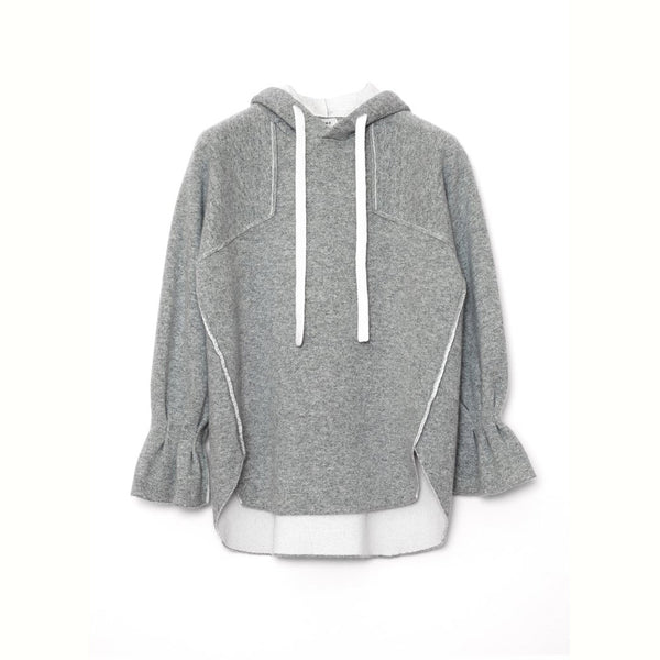 Staff Hooded Cashmere