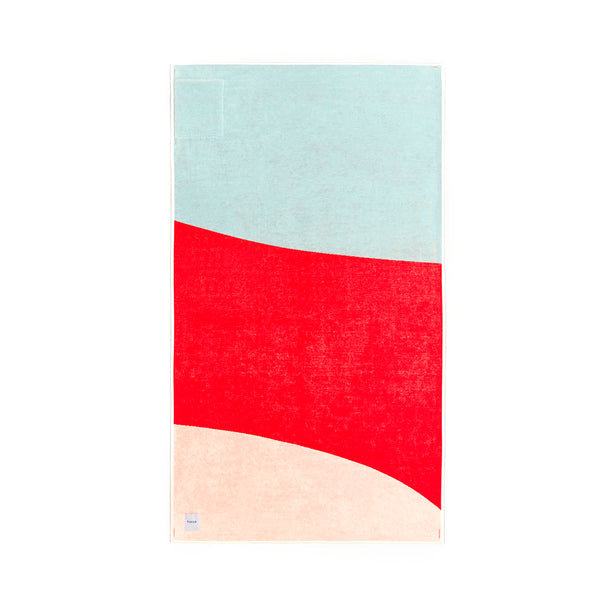 Berry Beach Towel