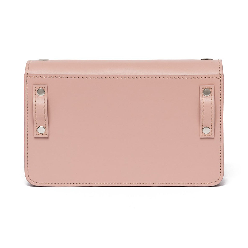 Amanda Blush Leather Belt Bag