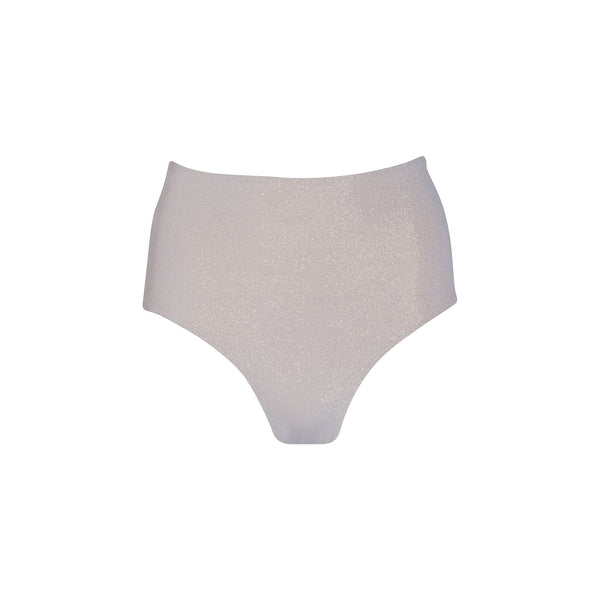 Palm Springs High Waist Bottom in Shimmer