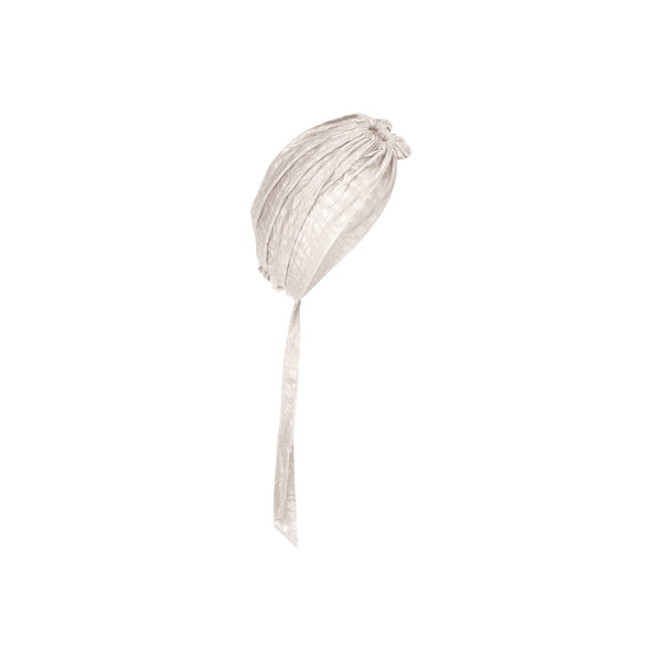 Marrakesh Turban in Natural Wave