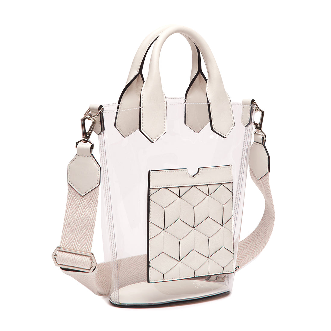 Small Discover Tote Ivory