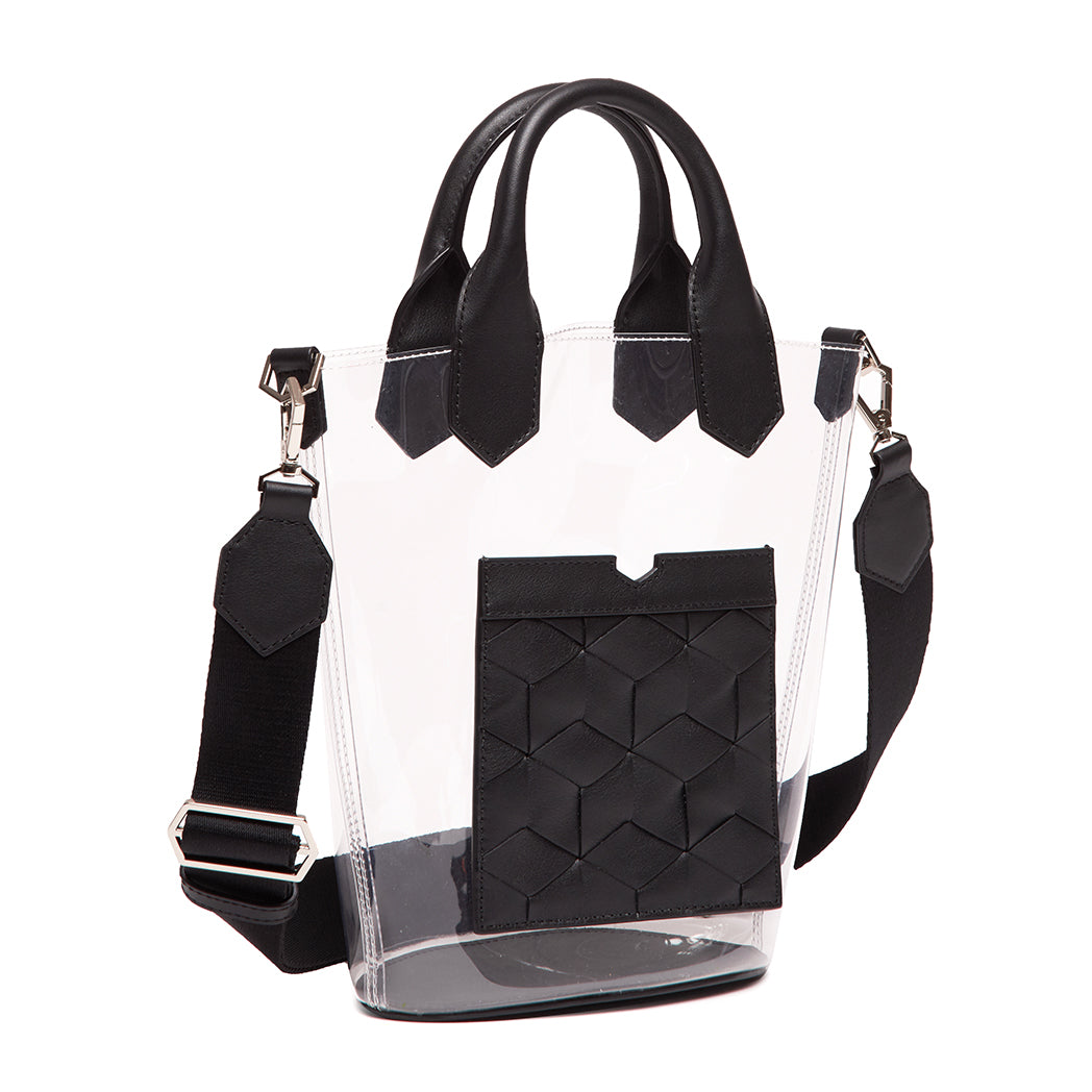 Small Discover Tote Black