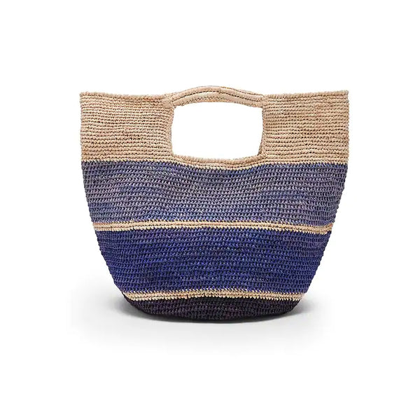 Camden Navy Soft Tote Bag