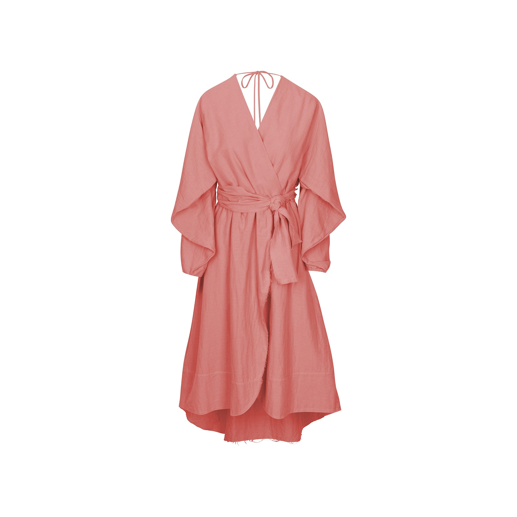 Conchas Dress in Rose